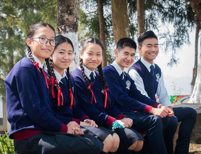 Grace higher secondary school, kohima